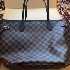 Louis Vuitton Neverfull, pouch included